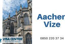 Almanya Aachen Vize Başvurusu