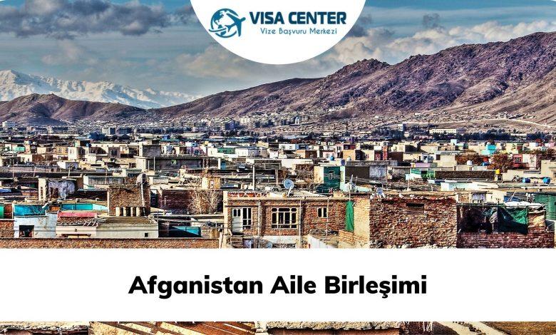 Afganistan Aile Birleşimi