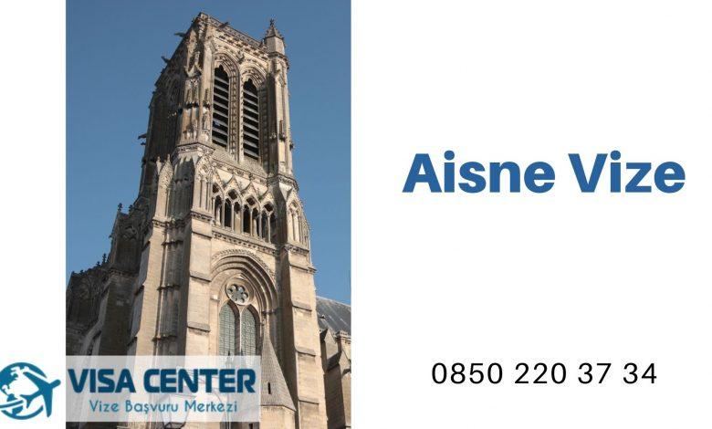 Fransa Aisne Vize Başvurusu
