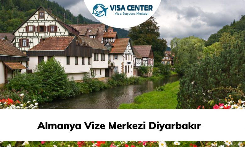 Almanya Vize Merkezi Diyarbakır