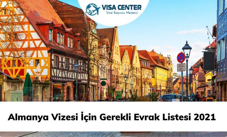 Almanya Vize Merkezi Hatay
