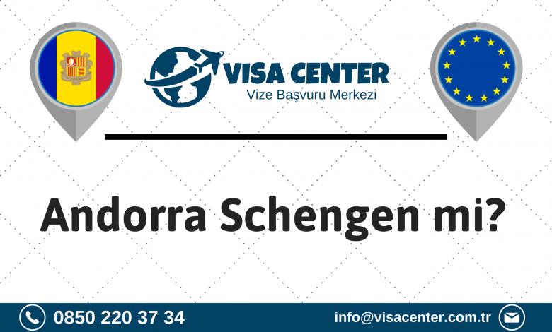 Andorra Schengen Mi