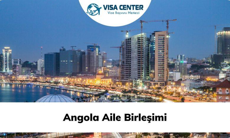 Angola Aile Birleşimi