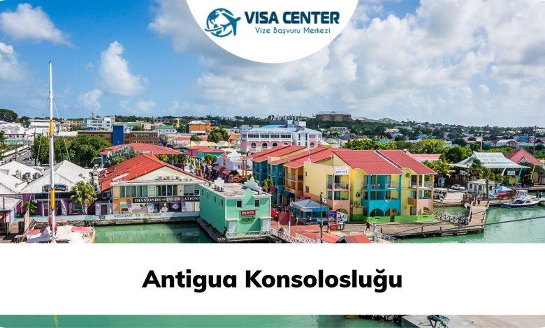 Antigua Konsolosluğu