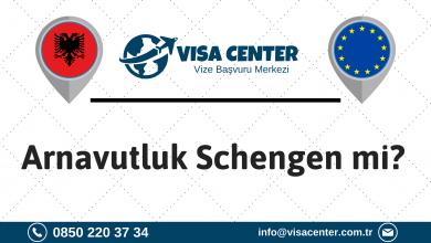 Arnavutluk Schengen Mi