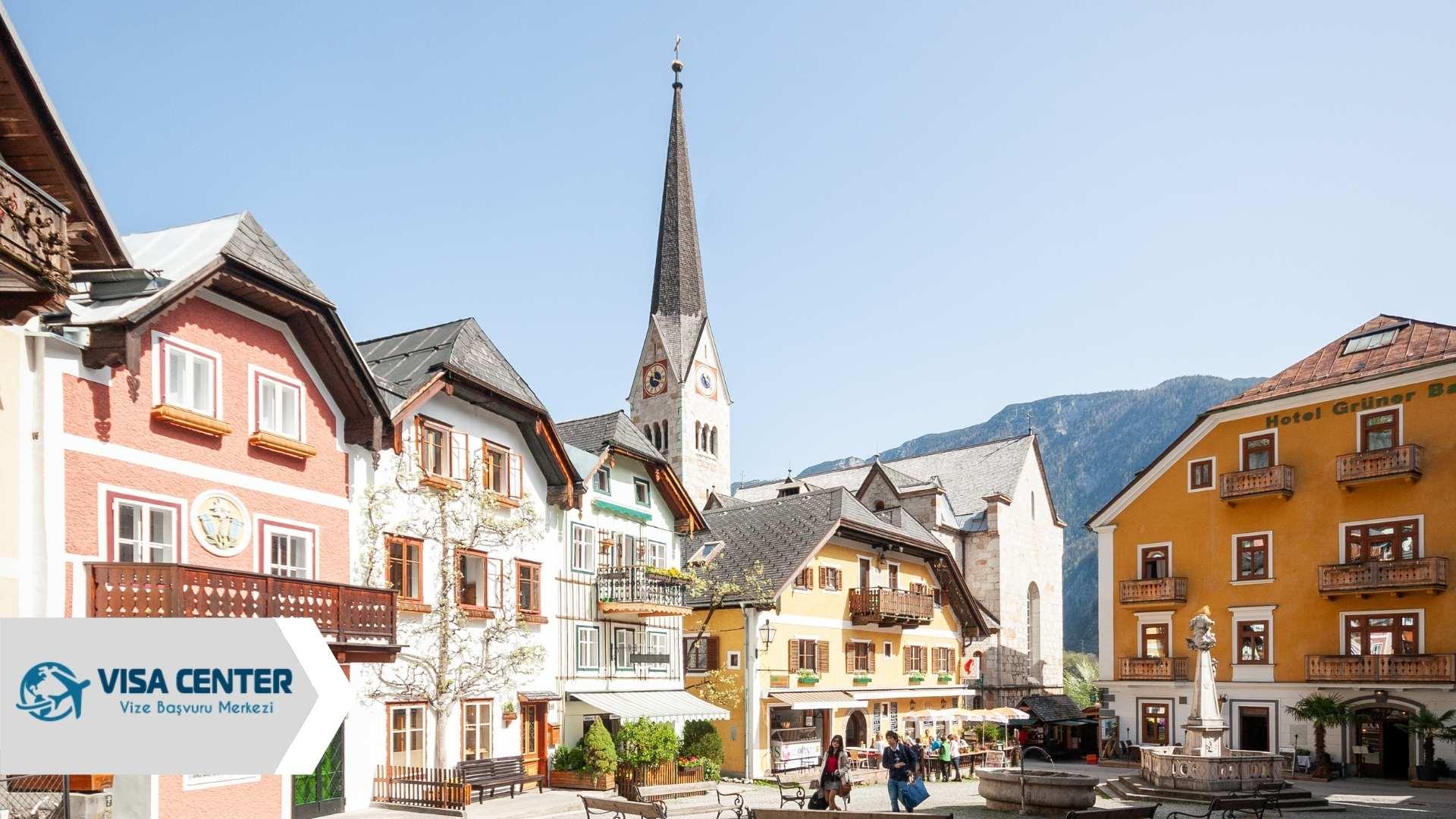 Avusturya Turist Vizesi Veriyor Mu?