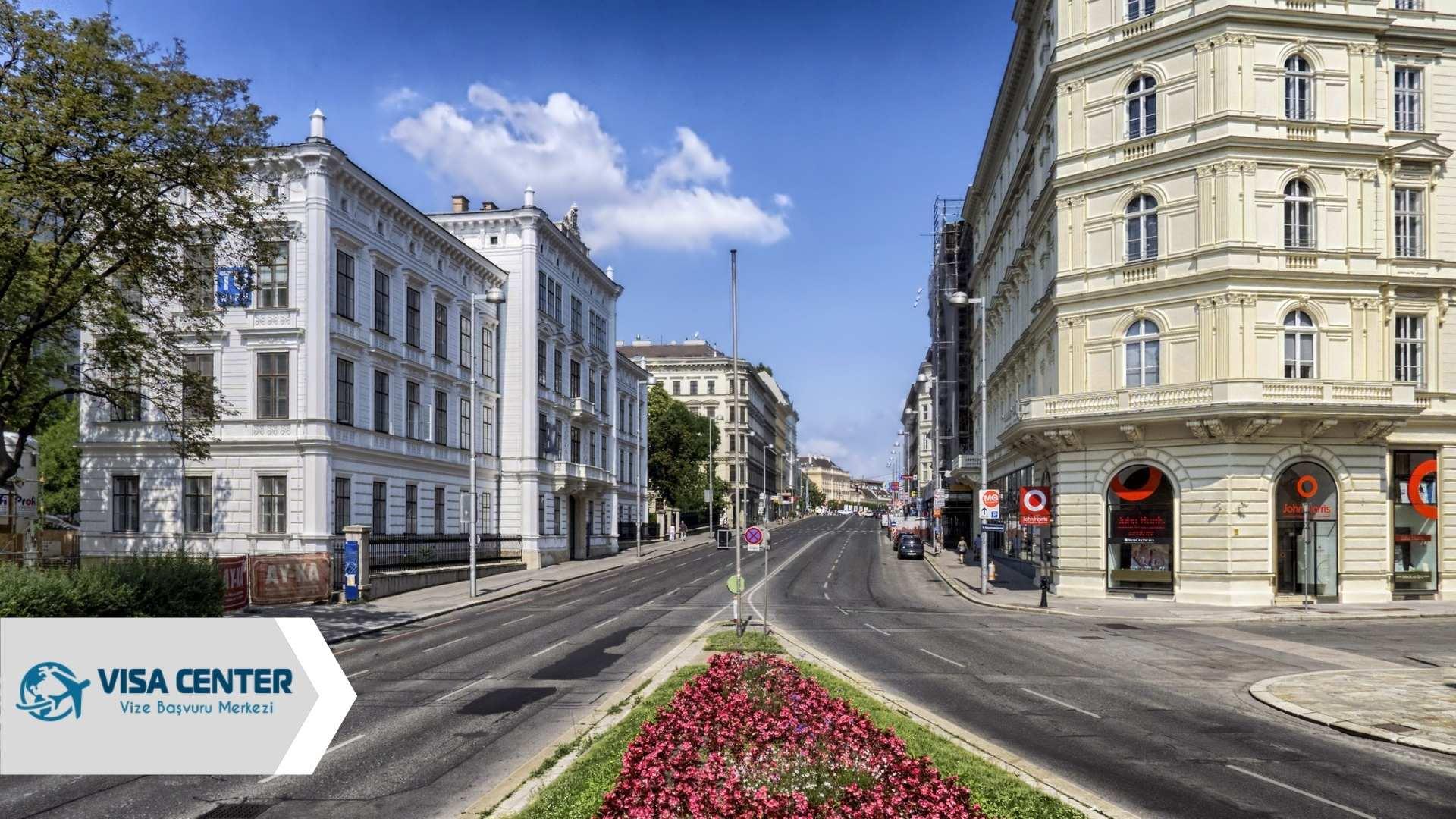 Avusturya Vize Türleri