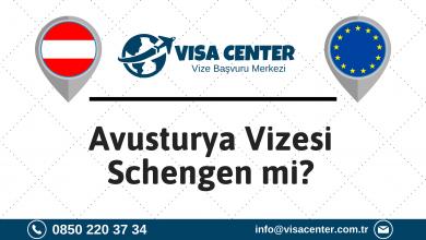 Avusturya Vizesi Schengen Mi