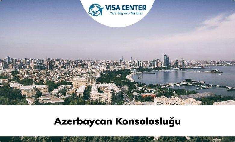 Azerbeycan Konsolosluğu