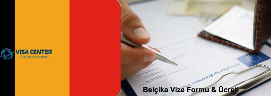 Belçika Vize Başvuru Formu 1 – belcika vize formu ucreti 1
