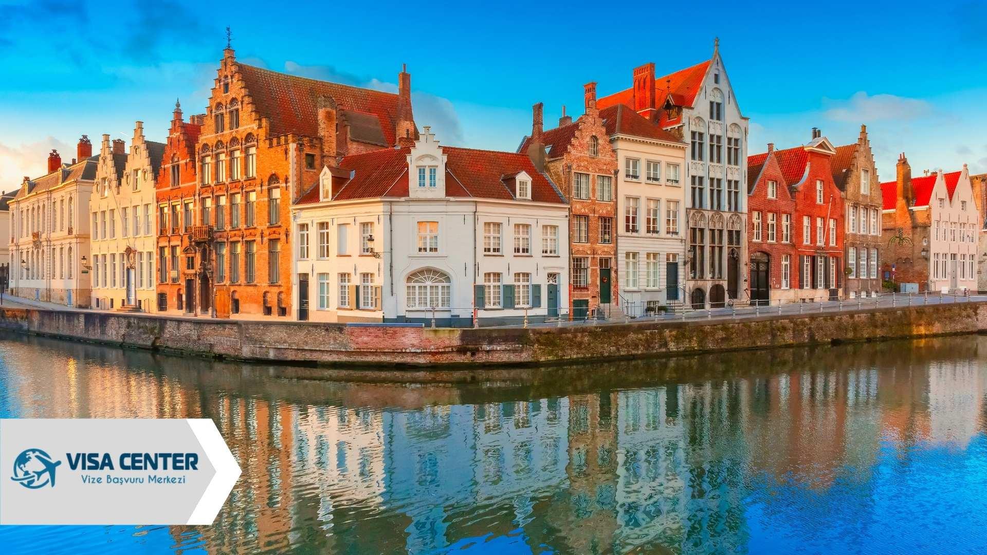 Belçika'ya Davetiye İle Gitmek