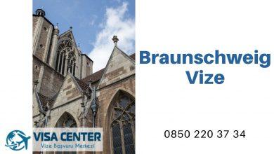 Almanya Braunschweig Vize Başvurusu