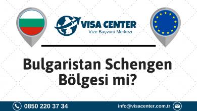 Bulgaristan Schengen Bölgesi Mi