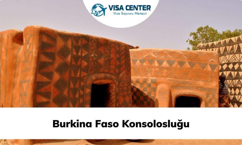 Burkina Faso Konsolosluğu
