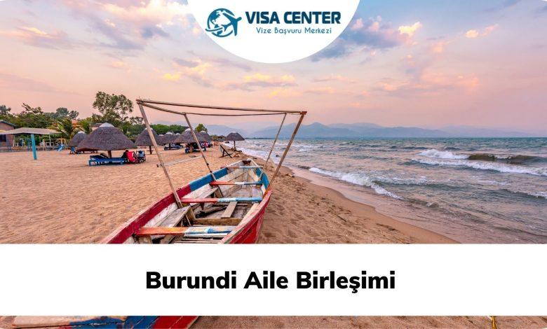 Burundi Aile Birleşimi