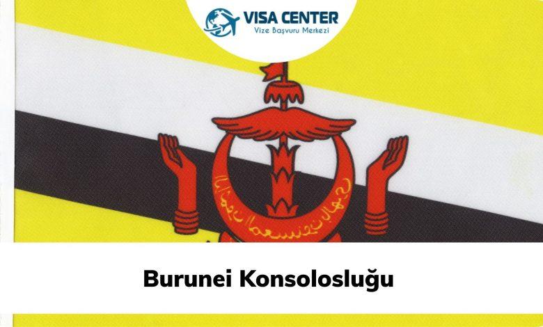 Burunei Konsolosluğu