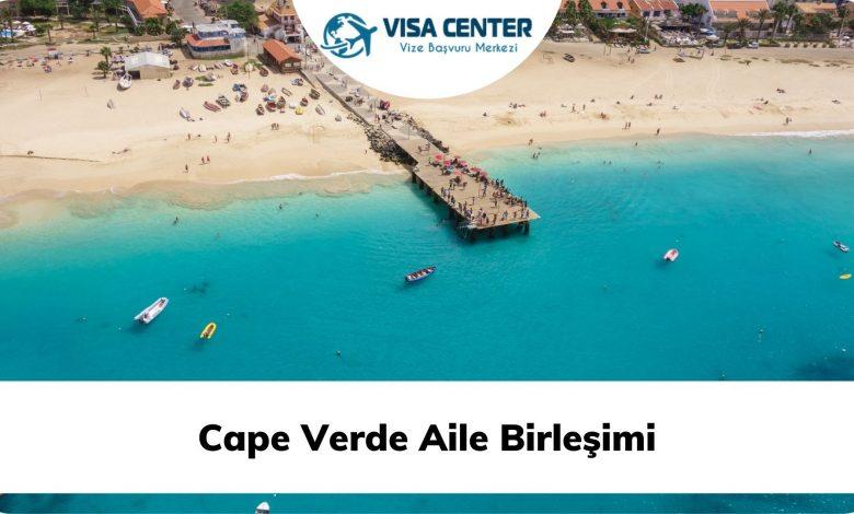 Cape Verde Aile Birleşimi