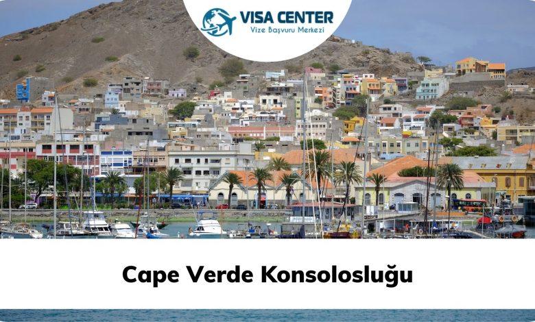 Cape Verde Konsolosluğu