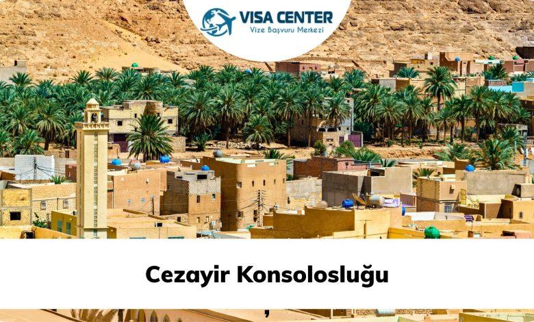 Cezayir Konsolosluğu