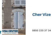 Fransa Cher Vize Başvurusu