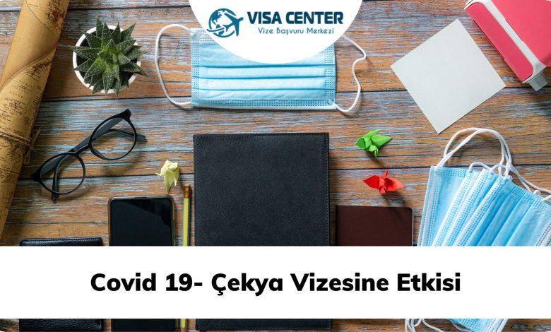 Covid 19- Çekya Vizesine Etkisi