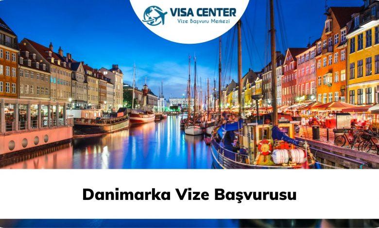 Danimarka Vize Başvurusu