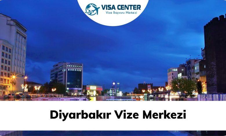 Diyarbakır Vize Merkezi