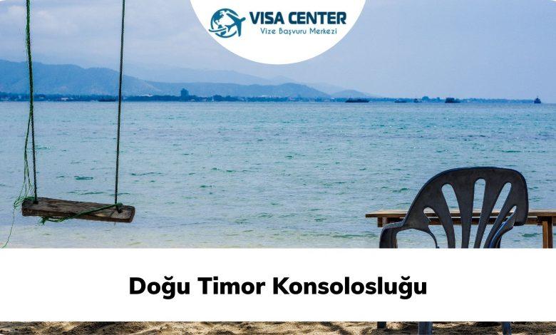 Doğu Timor Konsolosluğu