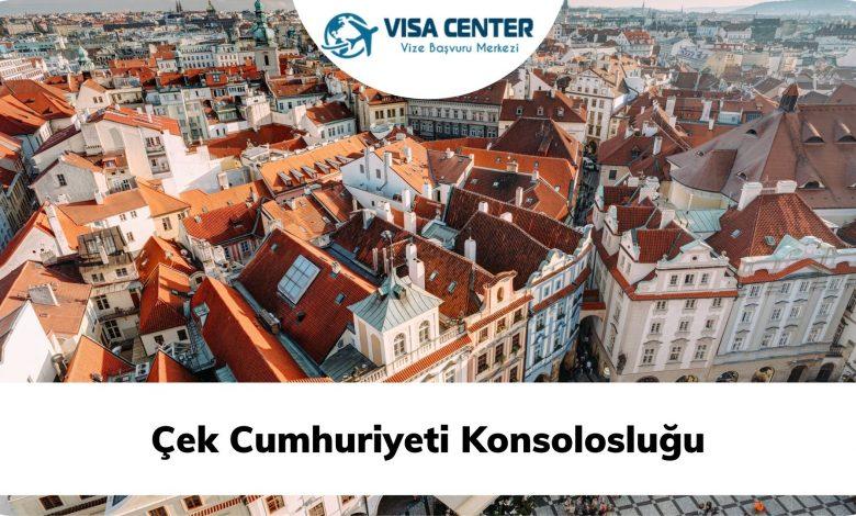 Çek Cumhuriyeti Konsolosluğu