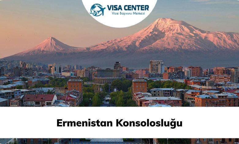 Ermenistan Konsolosluğu