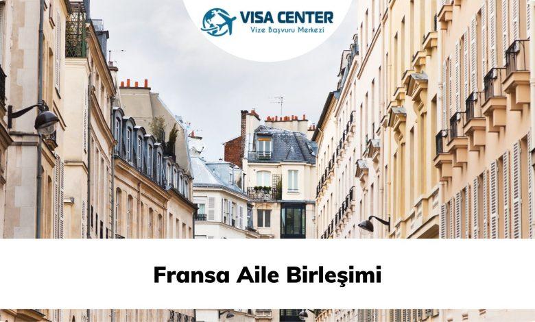 Fransa Aile Birleşimi