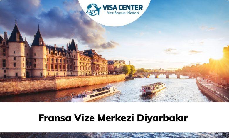 Fransa Vize Merkezi Diyarbakır