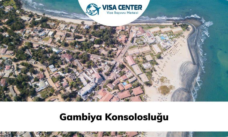 Gambiya Konsolosluğu