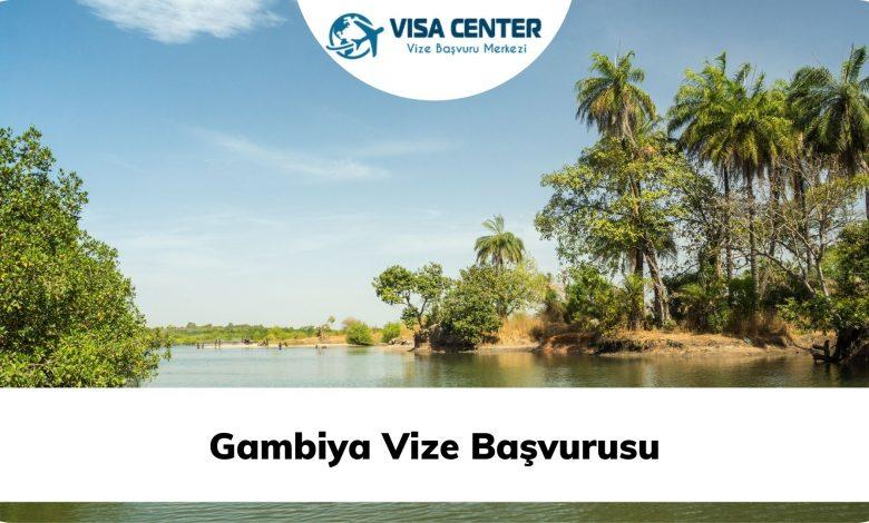 Gambiya Vize Başvurusu