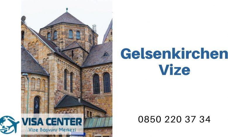 Almanya Gelsenkirchen Vize Başvurusu