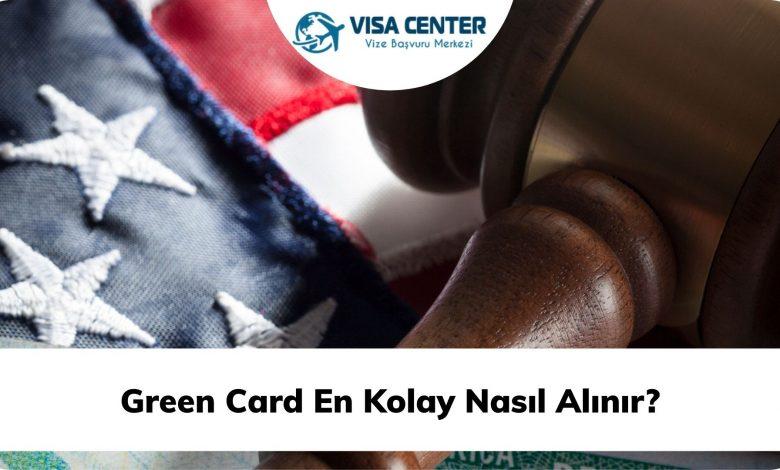 Green Card En Kolay Nasıl Alınır?