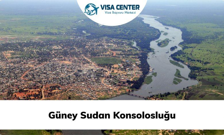 Güney Sudan Konsolosluğu