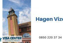 Almanya Hagen Vize Başvurusu