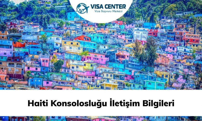 Haiti Konsolosluğu İletişim Bilgileri
