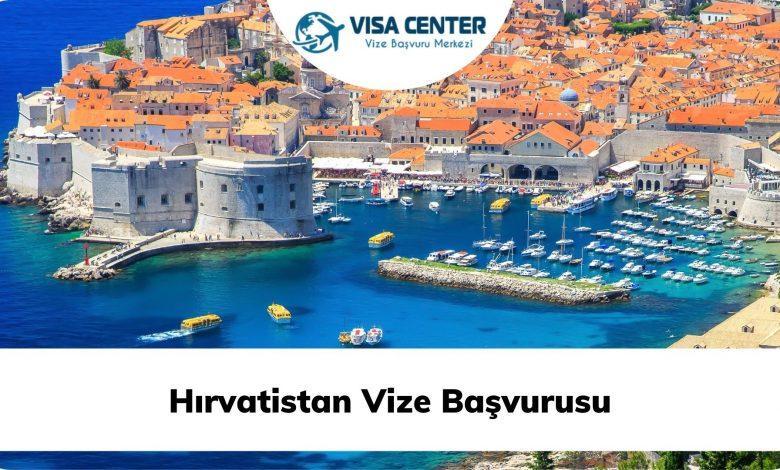 Hırvatistan Vize Başvurusu