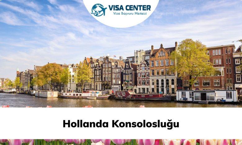 Hollanda Konsolosluğu