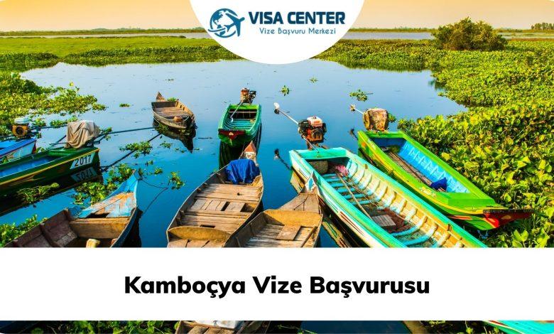 Kamboçya Vize Başvurusu