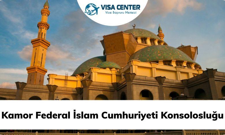 Kamor Federal İslam Cumhuriyeti Konsolosluğu