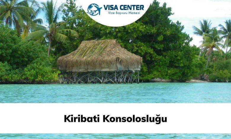 Kiribati Konsolosluğu