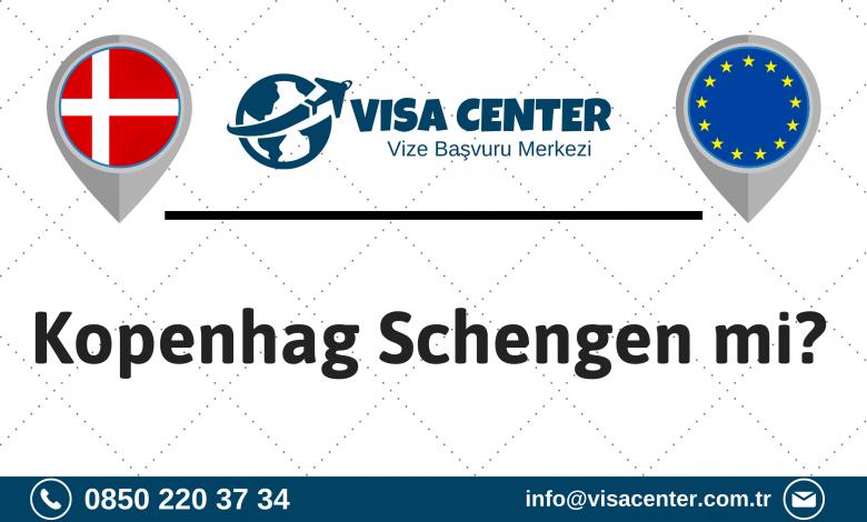 Kopenhag Schengen mi