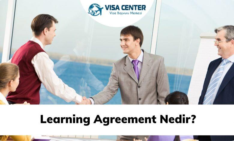 Learning Agreement Nedir ?