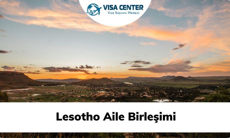 Lesotho Aile Birleşimi
