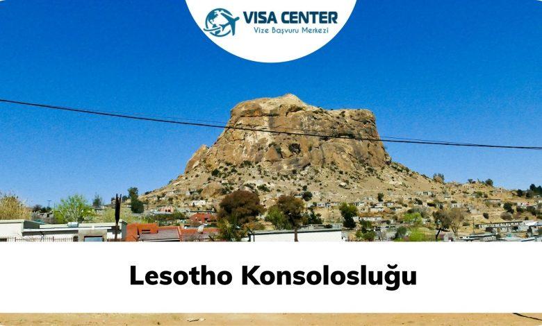 Lesotho Konsolosluğu