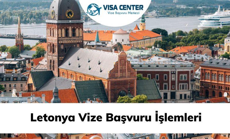 Letonya Vize Başvuru İşlemleri