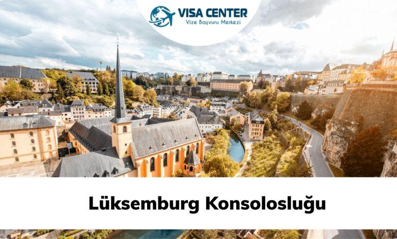 Lüksemburg Konsolosluğu